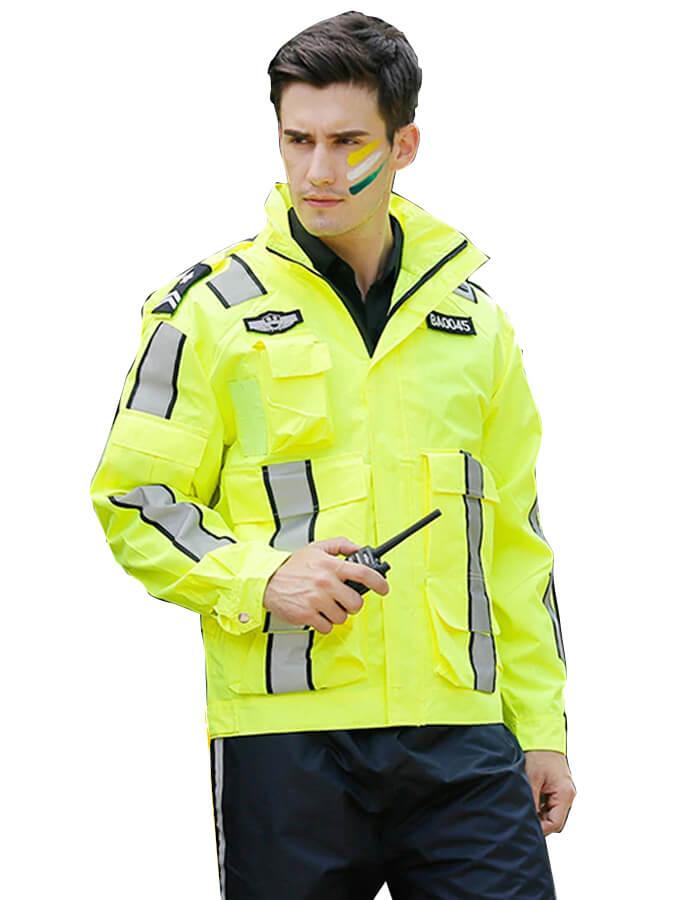 [Các loại đồ bảo hộ] áo khoác bảo hộ lao động