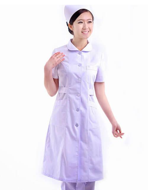 quần áo nhân viên y tá
