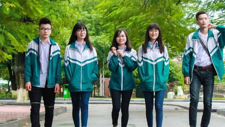 Áo đồng phục học sinh- 1001+ mẫu áo khoác đồng phục đẹp
