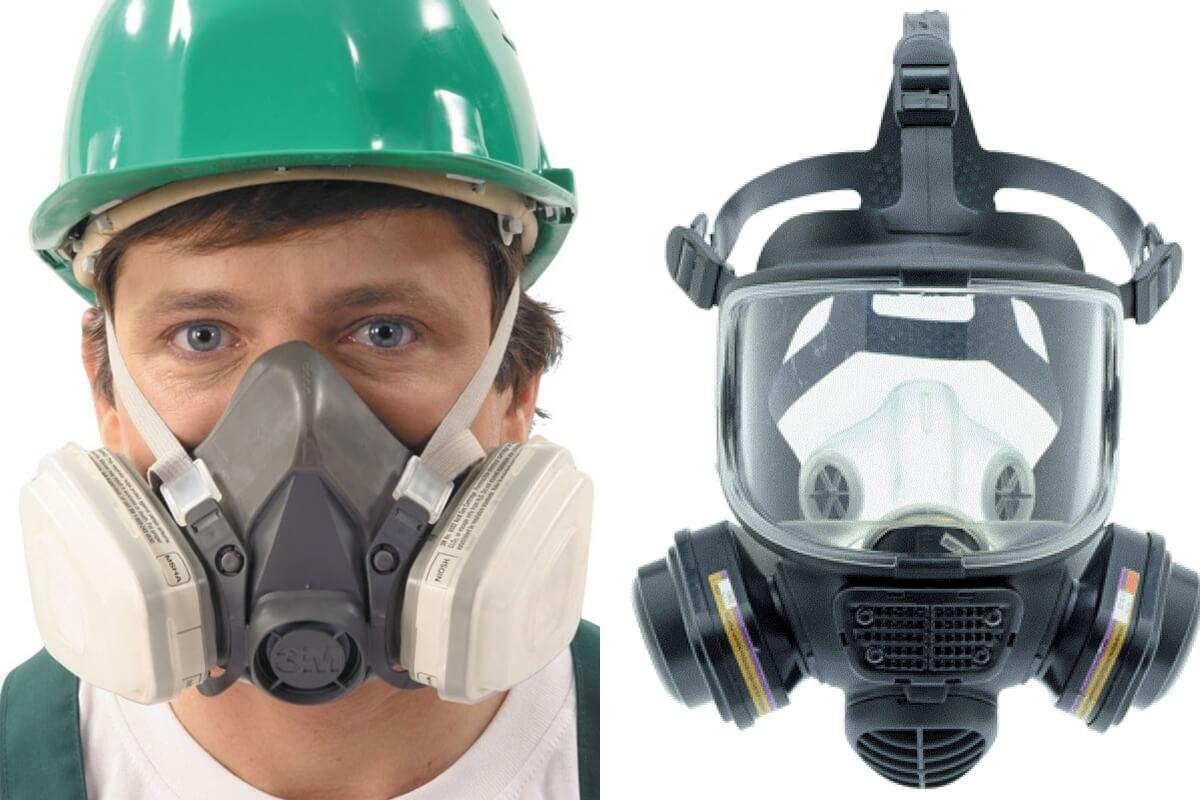 Mặt nạ chống độc bảo hộ lao động thomas nguyen