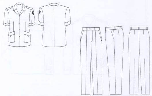 quần áo bảo vệ nữ Thomas Nguyen