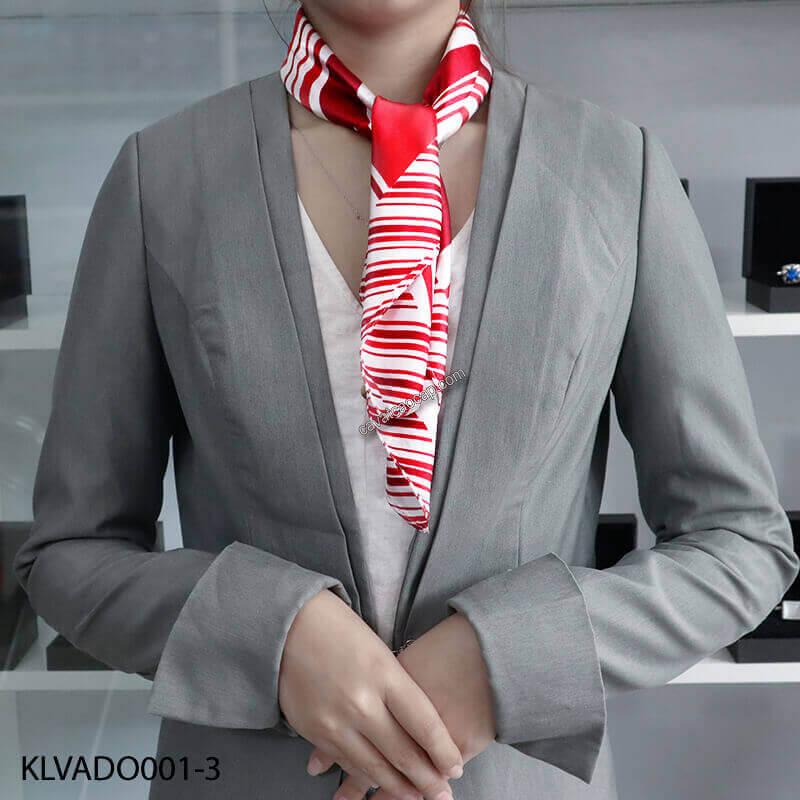 khăn quàng cổ đồng phục màu đỏ Thomas Nguyen uy tín giá cạnh tranh