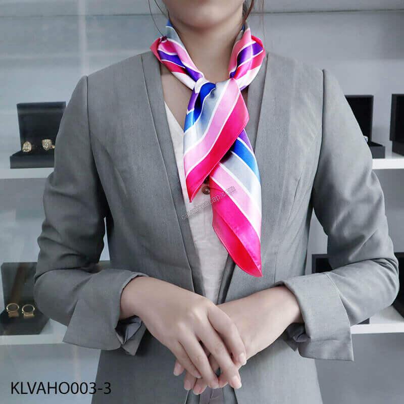 khăn quàng cổ đồng phục màu hồng Thomas Nguyen uy tín giá cạnh tranh
