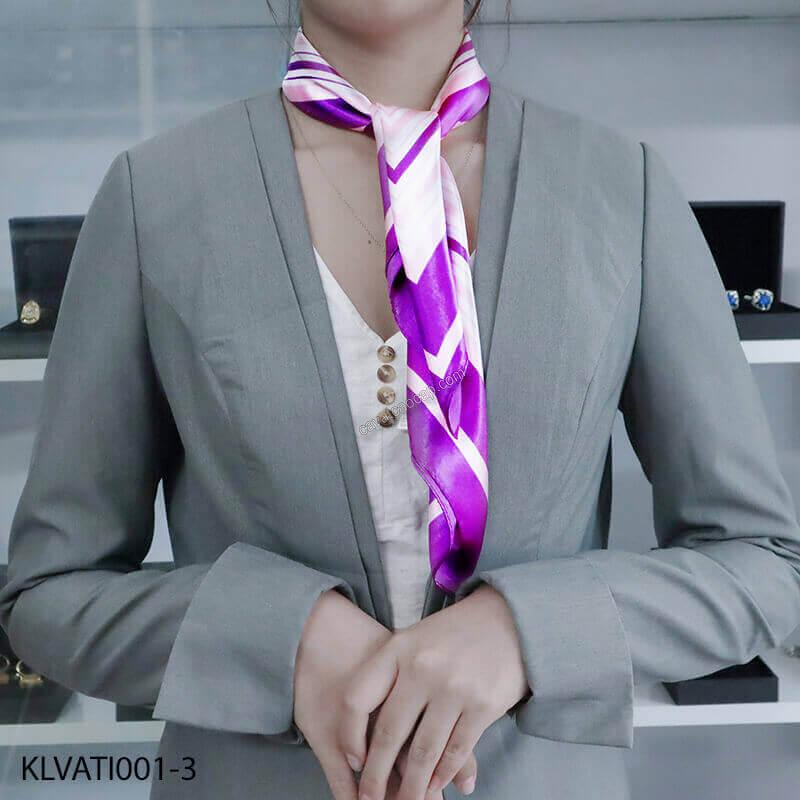khăn quàng cổ đồng phục màu tím Thomas Nguyen uy tín giá cạnh tranh