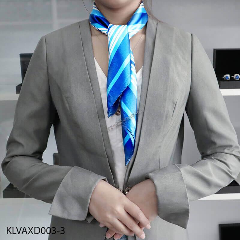 khăn quàng cổ đồng phục màu xanh Thomas Nguyen uy tín giá cạnh tranh