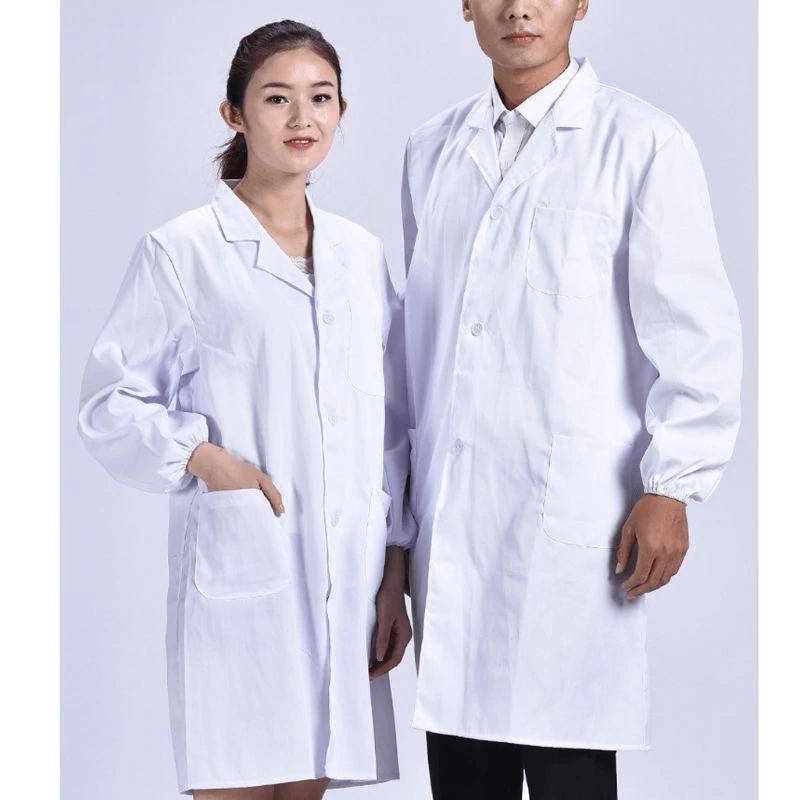 Đồng phục blouse dược sĩ bác sĩ chuẩn mực nghề nghiệp