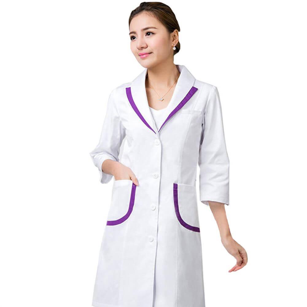 Mẹo để làm sạch vết bẩn trên áo blouse điều dưỡng của bạn