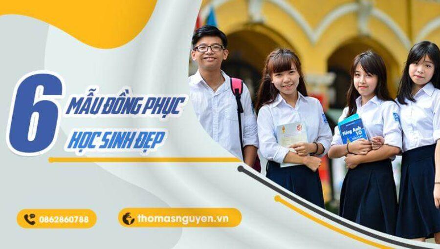 Cận cảnh 6+ mẫu đồng phục học sinh đẹp cho năm học mới