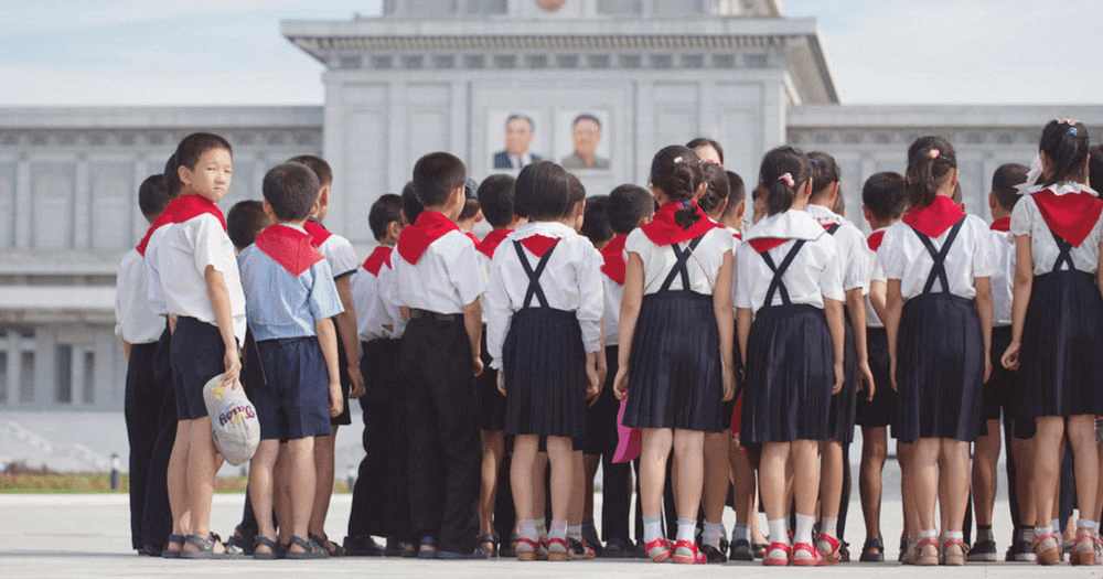 Đồng phục học sinh Bắc Triều Tiên