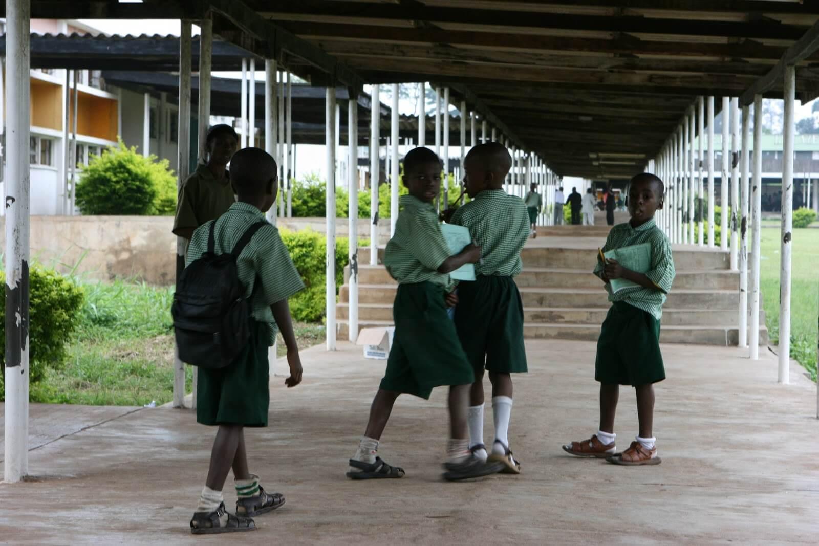 Đồng phục học sinh Nigeria
