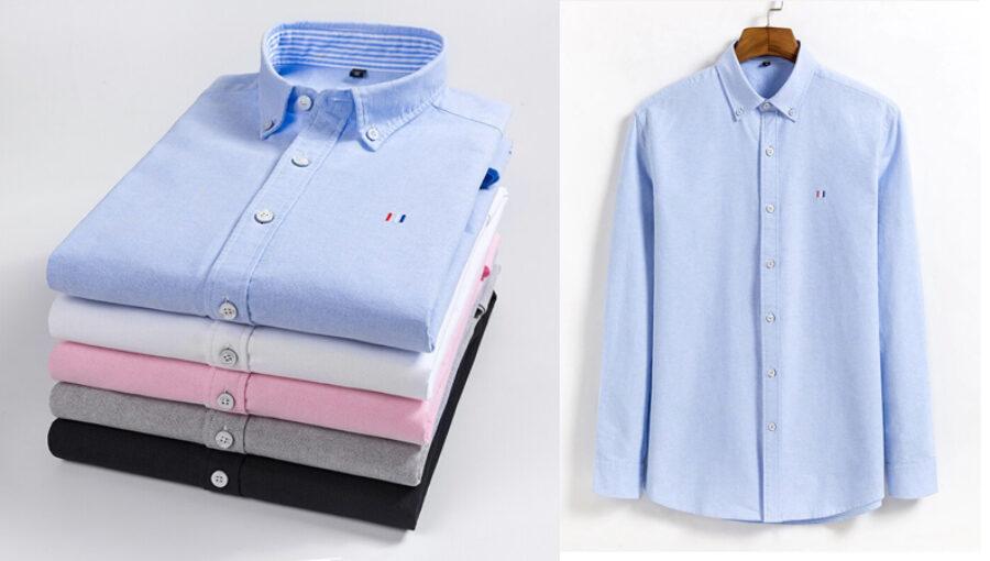 Những chất liệu vải may áo sơ mi đồng phục công sở không nhăn