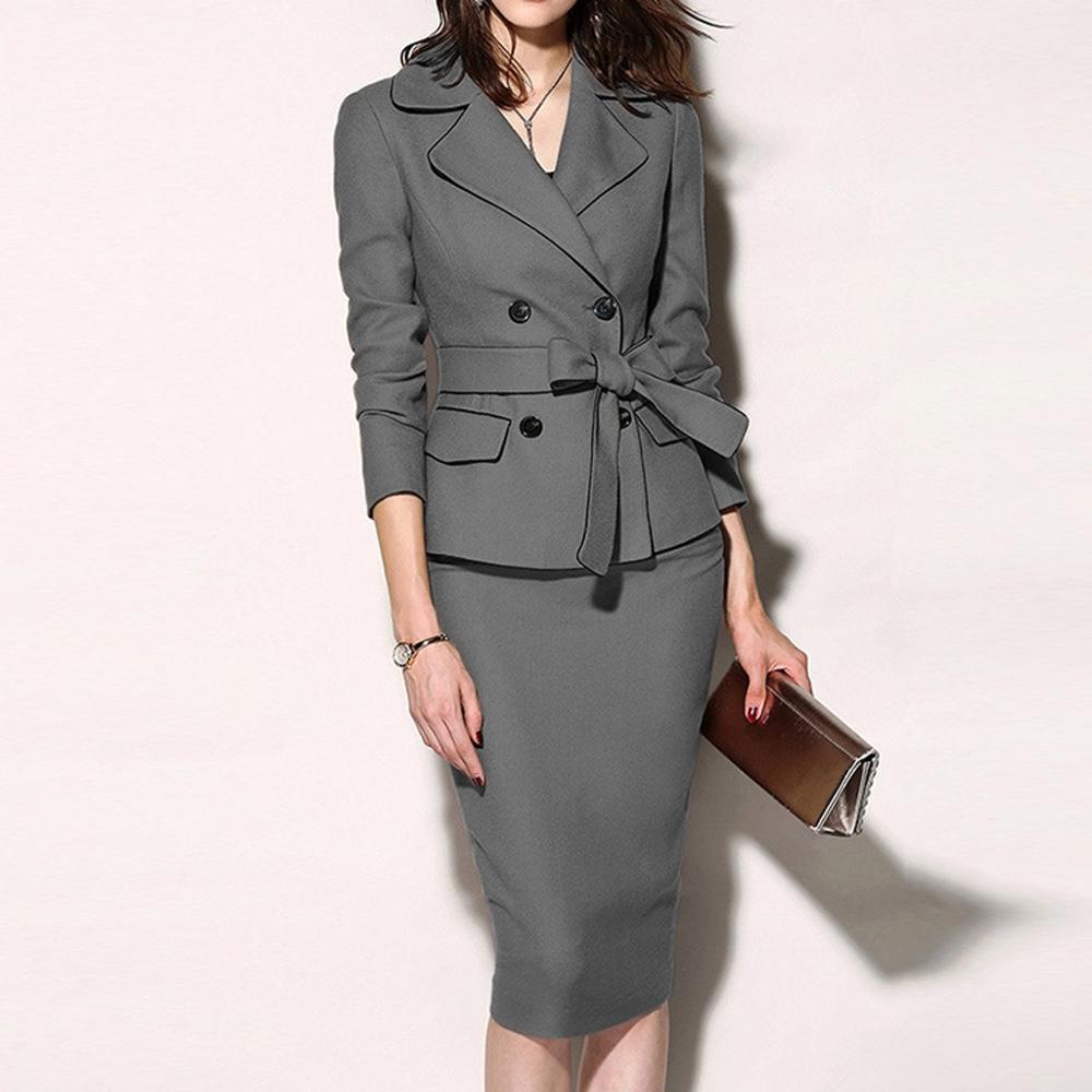 Đồng phục vest công sở dùng được cho đi công tác