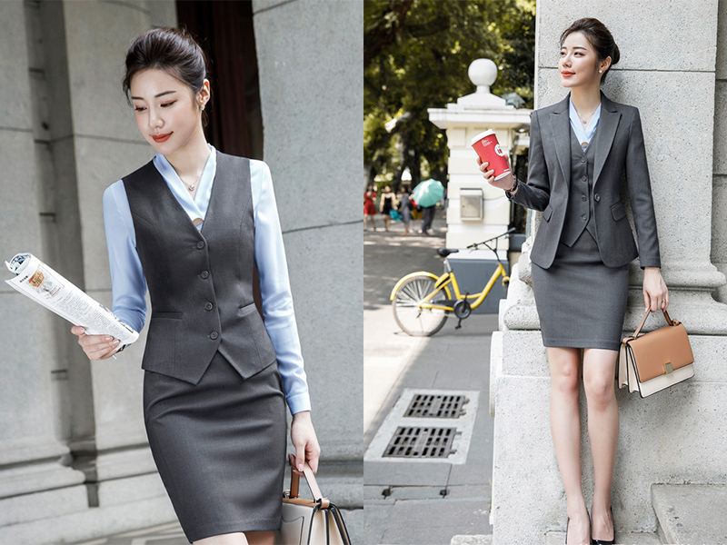 Thomas Nguyen đáp ứng được yêu cầu về đồng phục vest nữ công sở của bạn