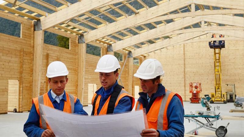 Độ bền là cần thiết đối với đồng phục công nhân xây dựng