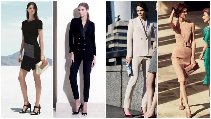 Đồng phục vest nữ công sở có thể dùng cho tiệc tối