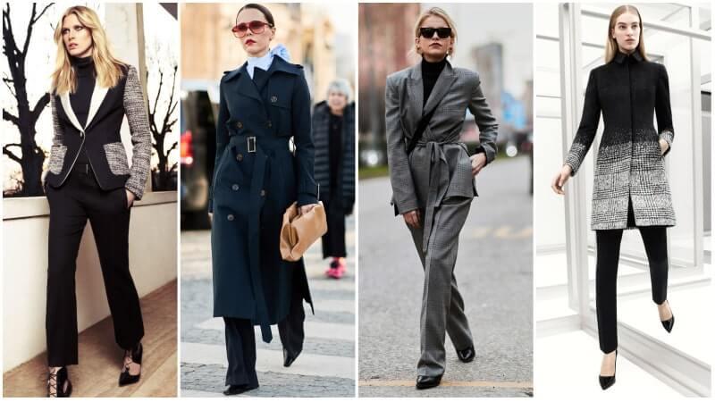 Đồng phục vest nữ công sở theo mùa đông lạnh