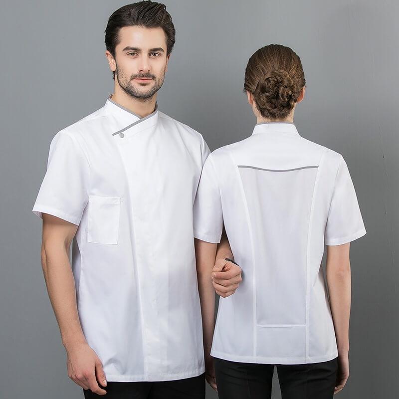 Tại sao quần áo đồng phục bếp nên có màu trắng
