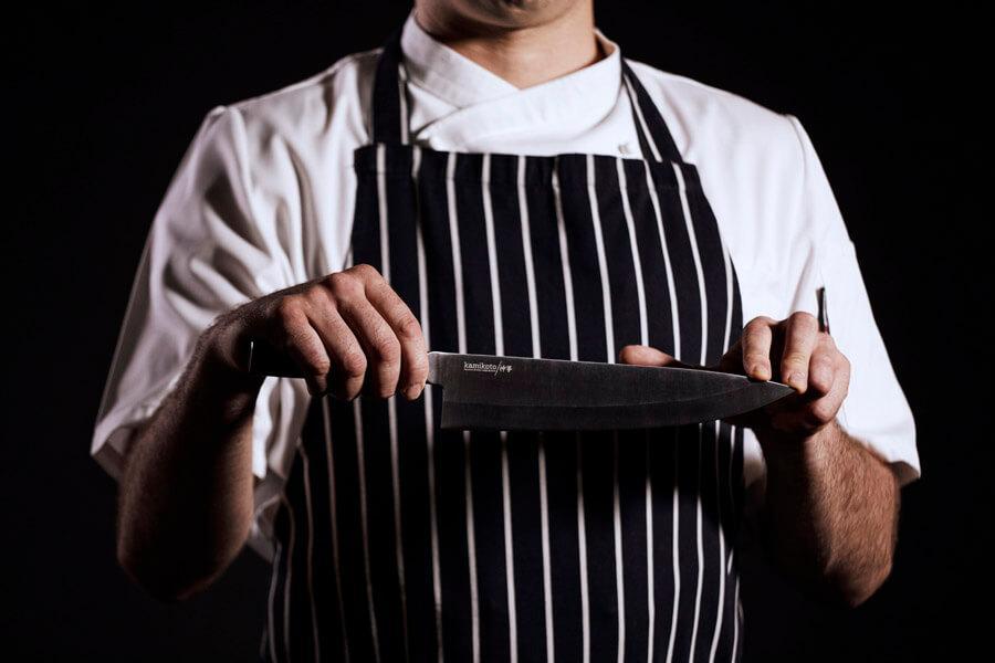 Chi tiết về bộ quần áo đồng phục bếp