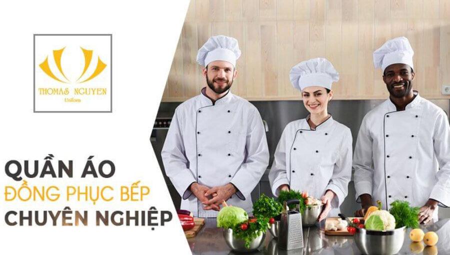 Hiểu biết về quần áo đồng phục bếp chuyên nghiệp