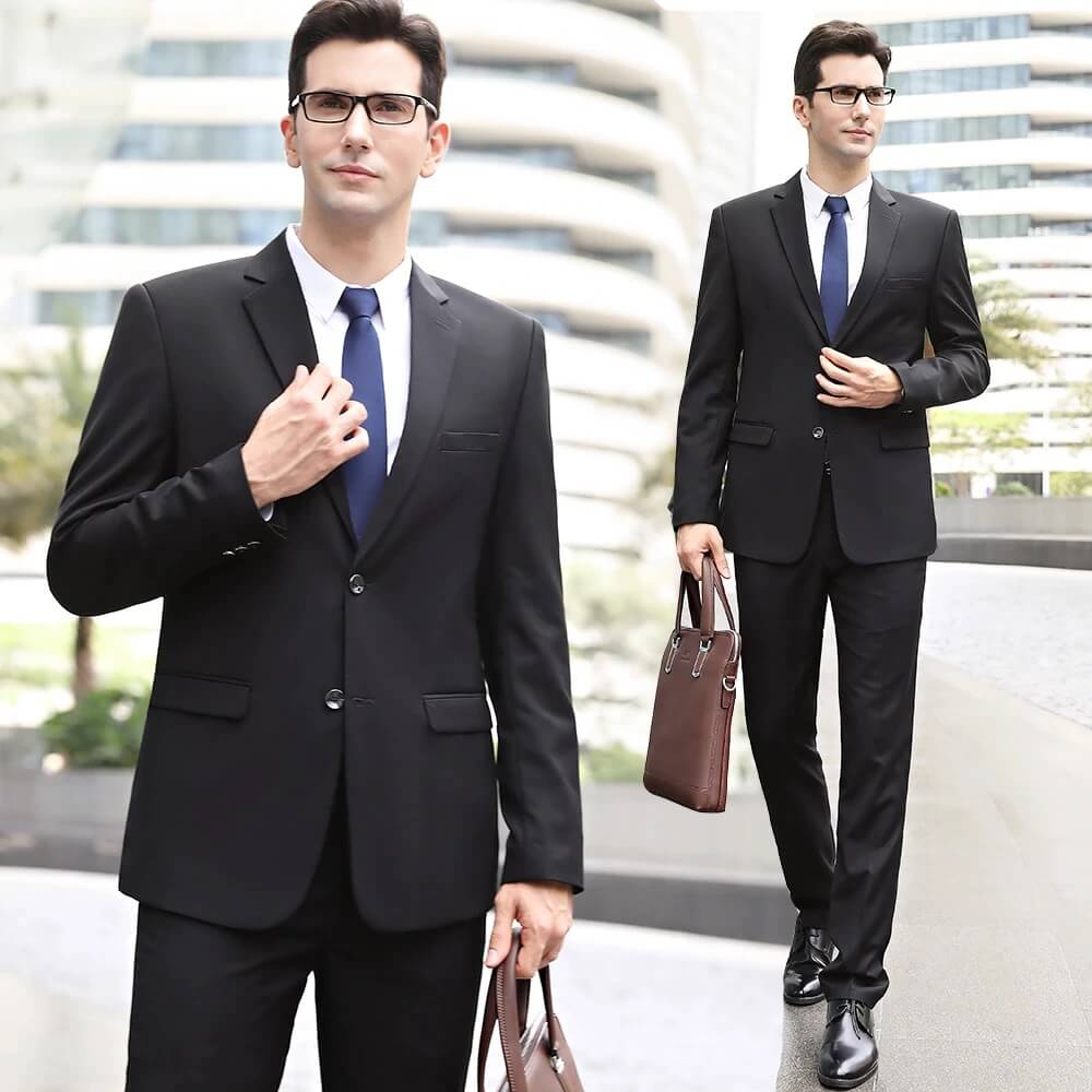 Vest nam đông phục công sở phong cách chuyên nghiệp, hiện đại