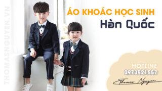 Điều ít người biết về áo khoác học sinh Hàn Quốc