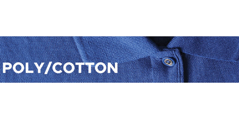 Vải pha cotton/ polyester