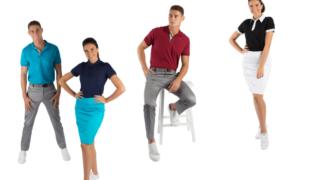 Tại sao đồng phục áo thun công sở luôn là hình mẫu của sự năng động?