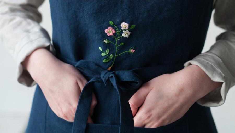 Bí kíp lựa chọn tạp dề đầu bếp thoải mái, tiện lợi