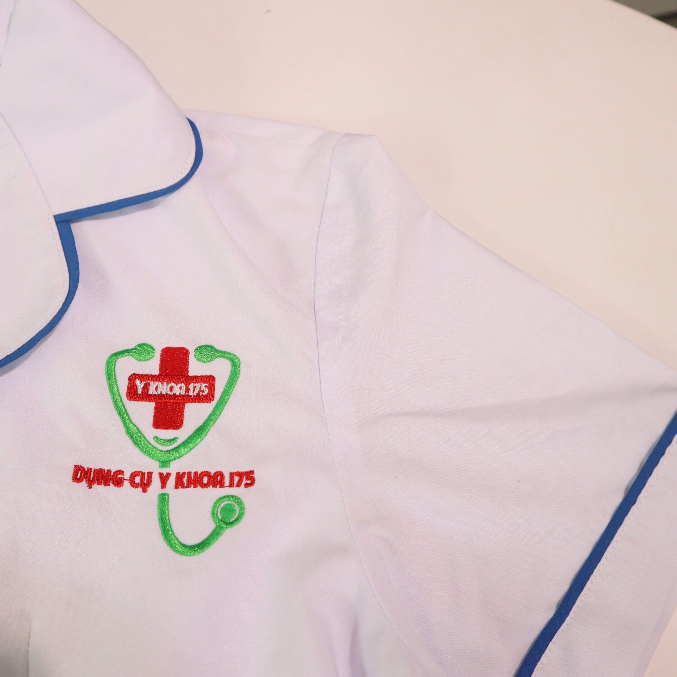Đồng phục thêu logo