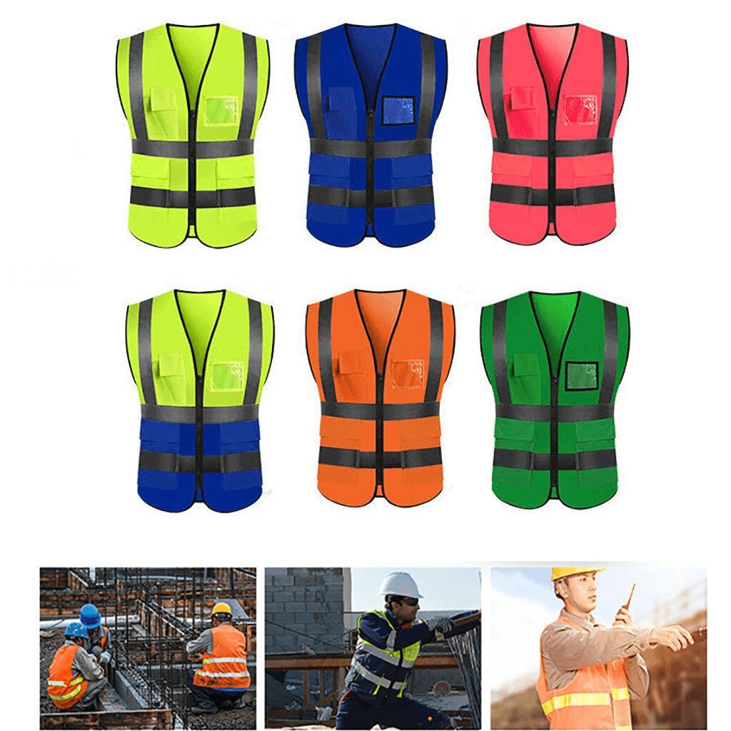 [Các loại đồ bảo hộ] 5 dấu hiệu nhận diện chất lượng áo phản quang