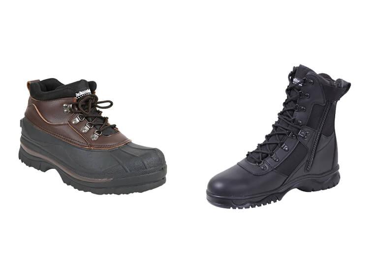Giày bảo hộ giúp bản vệ đôi chân của bạn