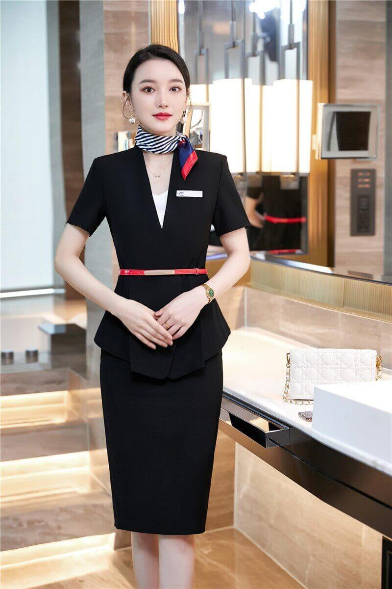 Vest văn phòng nữ thời thượng