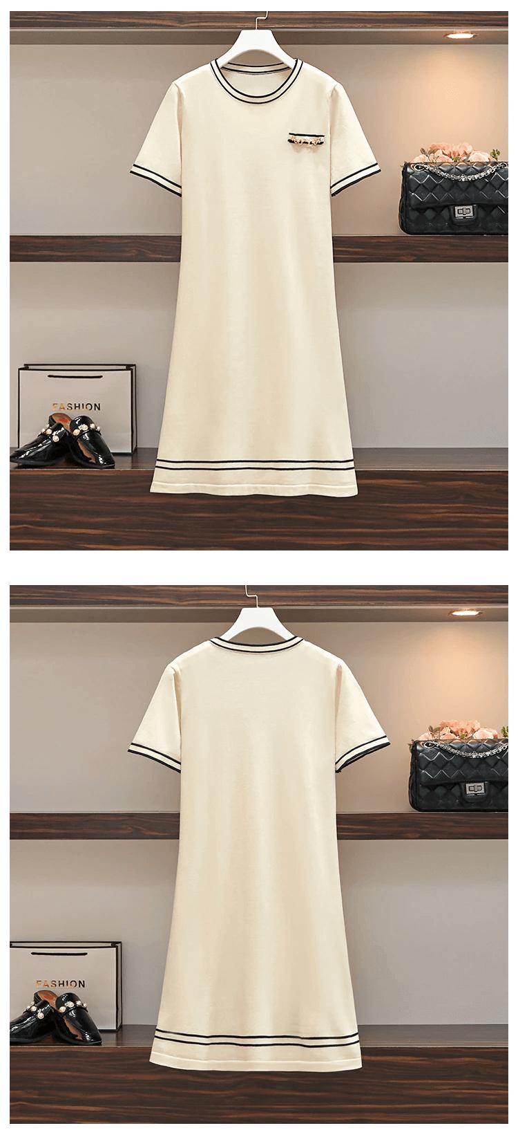 Váy suông/ Đầm suông